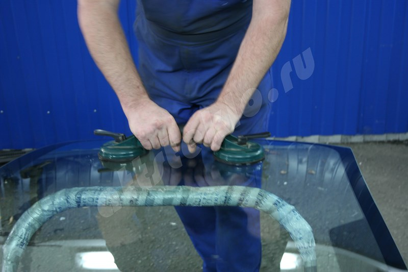 Лобовые стекла с подогревом honda