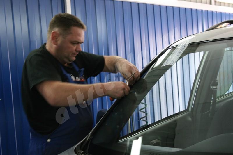 Засверливать ли трещину на стекле