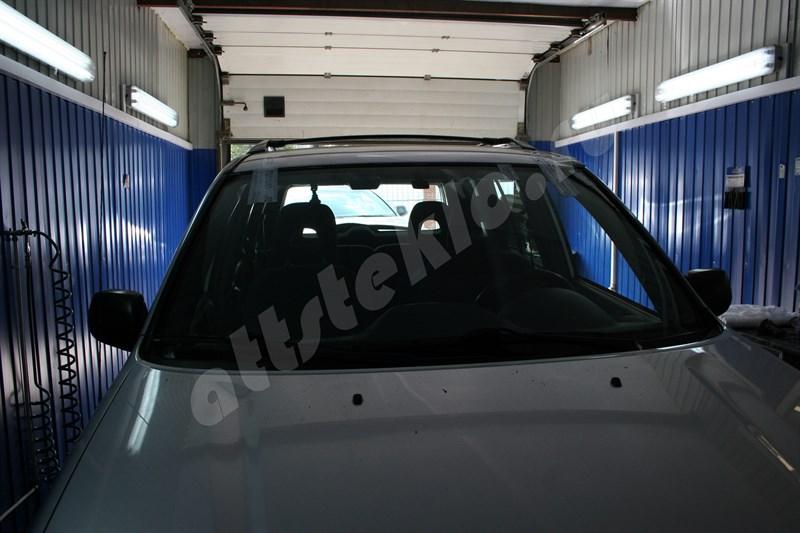 Жидкость для ремонта сколов на лобовом стекле